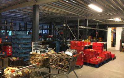 Werkbezoek bij de Voedselbank Oost-Achterhoek