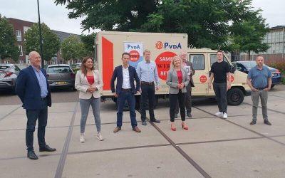 Debat kandidaat-voorzitters PvdA