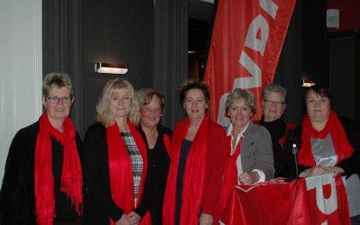 Stem 21 maart LIJST 4: Red Women