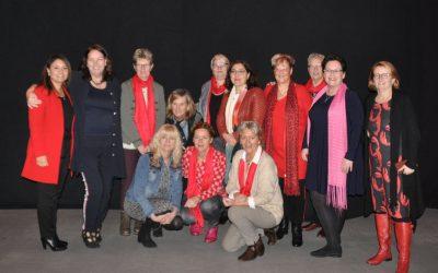 Rooie Vrouwen Festival 2018