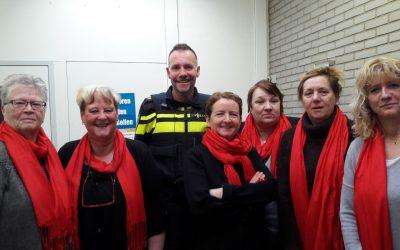 Werkbezoek Wijkagent Ulft-Noord